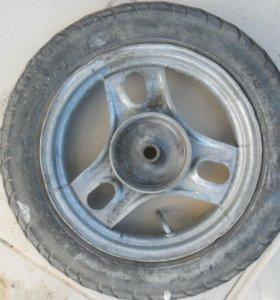 Колесо Honda Dio