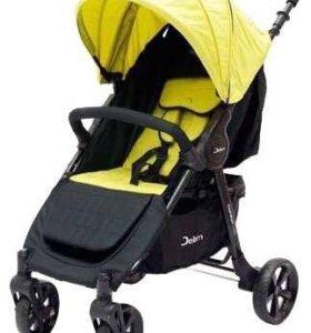 Прогулочная детская коляска Jetem Comfort