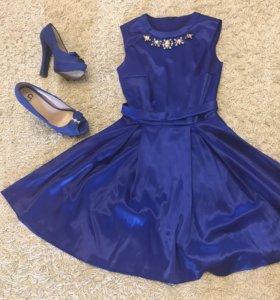 Продаю платье и туфли