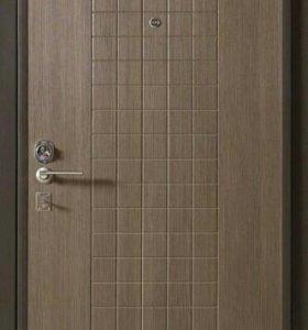 Входная дверь усиленная