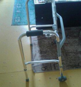 опоры-ходунки для взрослых и пожилых людей
