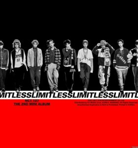 "Album NCT ""Limitless"""