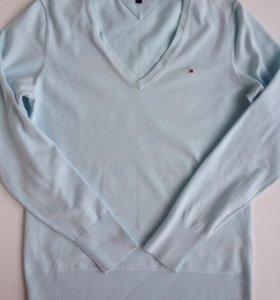 Женский джемпер кофта свитер Tommy Hilfiger разм L