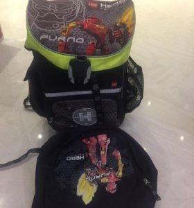 Рюкзак для 1-4 класса, ортопедический