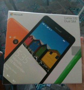 Телефон Lumia 535 dual sim