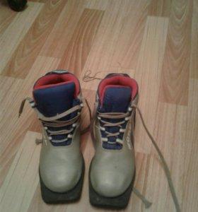 Лыжные ботинки ( Nordway )