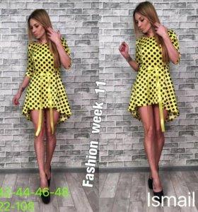Платья-стиляги