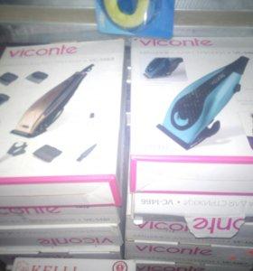 НОВЫЕ!!!Машинки для стрижки VICONTE
