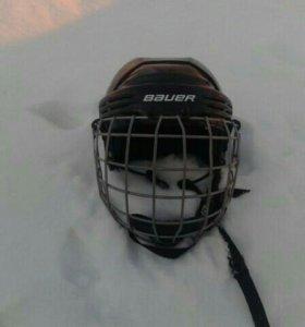 Хоккейный шлем для подростка