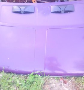 Багажник и капот на ваз 2103,06