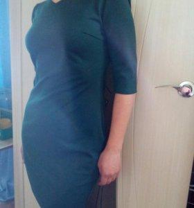 Коротенькое платьице.