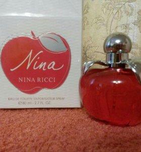Nina Ricci Nina женская туалетная вода (80 мл)