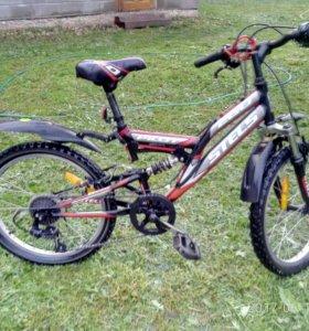 Продам велосипед спортивныйб/у