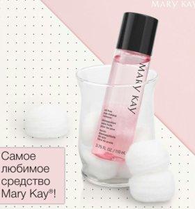 Обезжиренное средство для снятия макияжа с глаз