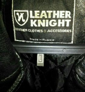Косуха Leather Knight (Россия)