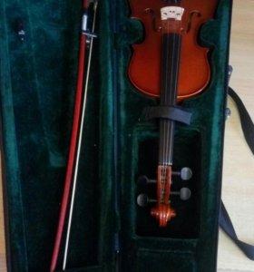 Скрипка 1/2 для начинающих.