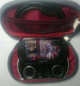 Игровая приставка Sony psp go 16 Gb