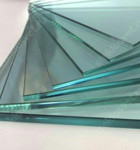 Продаются б/у оконные стекла
