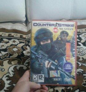 Counter Strike 1.6 +steam+боты(русский яз.)