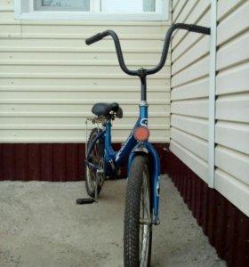 Велосипед скиф