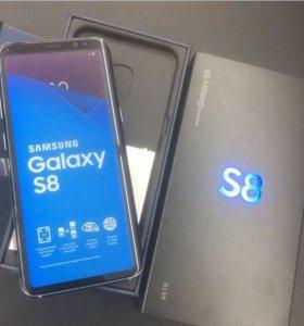 Новые Samsung s8