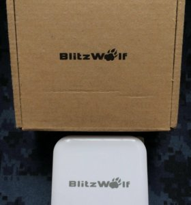 Зарядное устройство BlitzWolf BW-S3 2USB 24W 4.8A