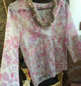 Блузка новпя