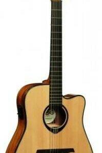 Гитара LAG T66D-12CE,электро-акустическая