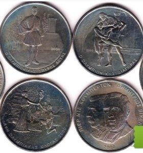 Олимпиада в Афинах 500 драхм