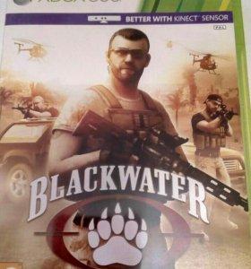 """Лиценз.диск""""Black water""""для XBOX 360"""