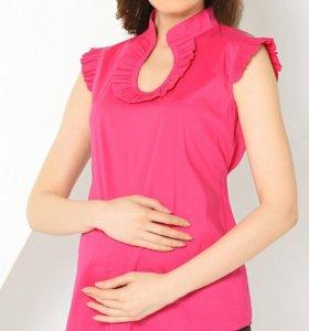 Блуза для беременной, р-р 46