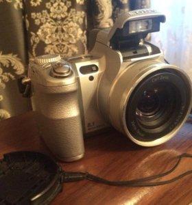 Фотоаппарат Sony Cyber-shot DSC-H9