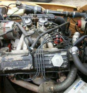Двигатель сааб