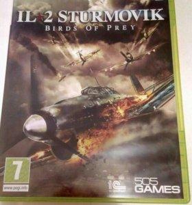 """Лиценз.диск""""IL 2 sturmovik""""для XBOX-360"""