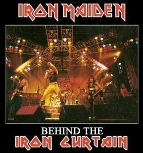 Iron Maiden (Видеокассеты) 2 шт