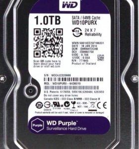 Жесткий диск HDD 1Tb