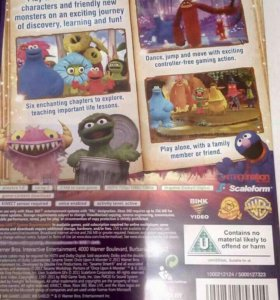 """Лиценз.диск""""MONSTER""""для XBOX-360"""