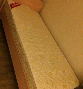 Срочно !Кровать и матрац