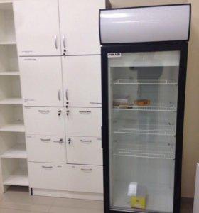 Холодильник витринный (торговый)