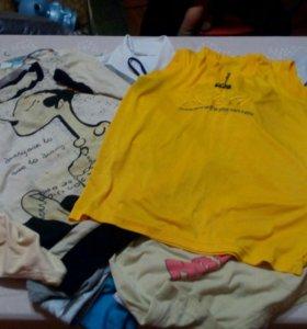 Блузки, футболки, рубашки