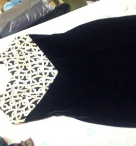 Платье с пиджаком
