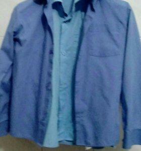 Рубашка, 122-128 см