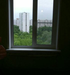 Окно пластиковое б/у