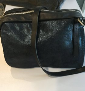 Кожаная сумка Gianni Chiarini , Италия