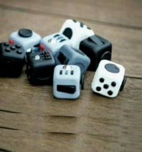 Кубик антистресс Fidget Cube Фиджет куб