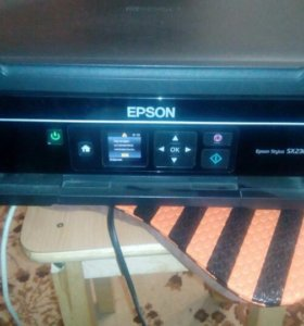 Epson SX 230!