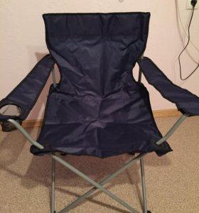 Туристическое кресло. С чехлом-переноской