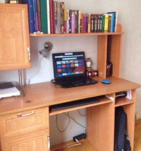 2 НОВЫХ ШКАФА, компьютерный стол и диван.