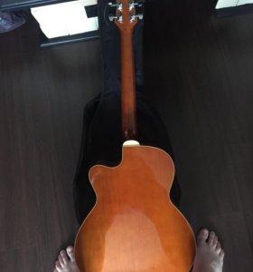 Гитара Colombo и Адамс