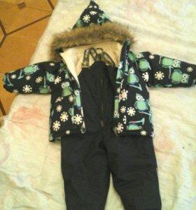зимний костюм HUPPA на мальчика